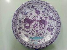 Turkish Art, Number 3, Lotus, Decorative Plates, Porcelain, Blue And White, Ceramics, Interior Design, Tableware