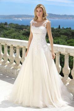 Bekend Trouwjurken en bruidsjurken van bruidsmodemerk designer Ladybird  #NK48