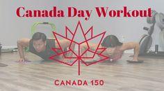 150th Canada Day Workout - #soulfoodsunday edition