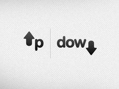 Up | Down logo