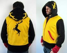 These Game of Thrones House Hoodies Look Snuggly and Awesome