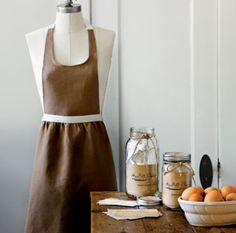 The Sweetest Gift: Heirloom Aprons