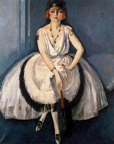 Femmen à l´Éventail, by Van Dongen, c.1920