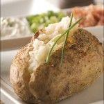 Ultimate Oven-Baked Potato