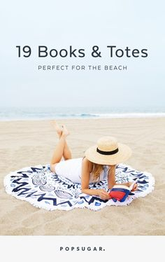 677decf24f3 19 Beach Books and Totes That Go Together Like Danny and Sandy Beach  Reading
