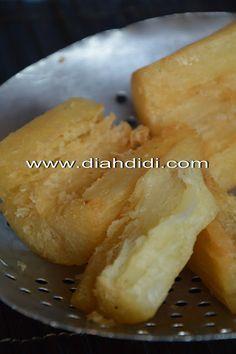 Diah Didi's Kitchen: Singkong Goreng Melepuh