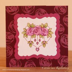 Corine's Gallery: Valentine's Day card