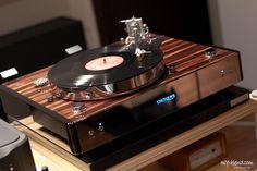 Best Looking Modern Gear - Thorens TD 550 - AudioKarma.org