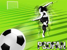 Design a Cool Football Wallpaper