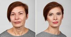 7 triků make-up, které pomohou vypadat mladší Younger Skin, Look Younger, Pixie Bob Hairstyles, The Body Book, Make Up Tricks, Les Rides, Contour Makeup, Belleza Natural, Makeup Trends