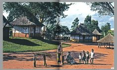 Dundo - aldeamento