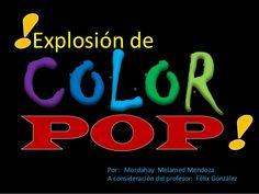 Explosión de color andy warhol