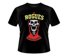 The Warriors - Rogues Camiseta Tee T Shirt