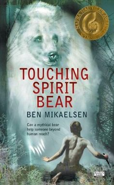An awesome book that I have enjoyed and have many of my students.  A story about battling personal demons and discovering what lies beneath.