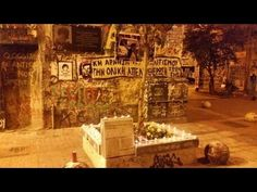LIVE: Hunger strike solidarity protest in Athens