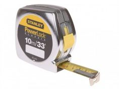Stanley Powerlock Rule 10 Metre / 33ft 0-33-443