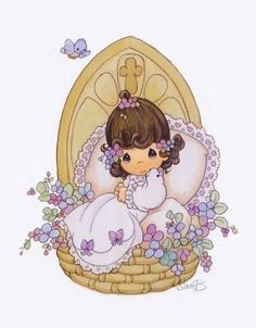 Licena Hill: Precious Moments vol 2 Precious Moments Quotes, Precious Moments Figurines, Coloring Books, Coloring Pages, Catholic Crafts, Baby Painting, Angel Pictures, Digi Stamps, Beautiful Images