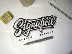 lettering sketches on Typography Served Typography Drawing, Handwritten Typography, Typography Served, Tattoo Lettering Fonts, Calligraphy Words, Cool Typography, Lettering Styles, Graffiti Lettering, Typography Letters