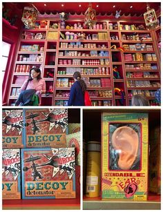 Zonko's also sells a number of novelty items and jokes that would please even the Weasley twins. | 23 Tips For Taking Your Kids To The Wizarding World Of Harry Potter At Universal Studios Hollywood