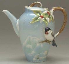 Clay Teapots, Teapots And Cups, Teacups, Tea Pot Set, Tea Sets, Teapot Cookies, Teapots Unique, Tea Cozy, Tea Service