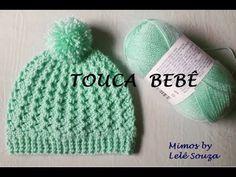 New knitting baby booties pattern crocodile stitch ideas Crochet Hooded Scarf, Crochet Beanie Hat, Crochet Cap, Crochet Stitches, Knitted Hats, Crochet Baby Sweaters, Crochet Baby Hats, Crochet For Kids, Baby Knitting