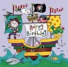 Happy Birthday / Rachel Ellen