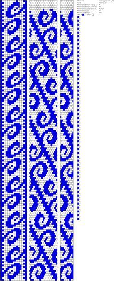 завитки_узорчатые_15 Crochet Perlé, Bead Crochet Patterns, Bead Crochet Rope, Seed Bead Patterns, Tapestry Crochet, Beading Patterns, Bead Loom Bracelets, Beaded Bracelet Patterns, Peyote Beading