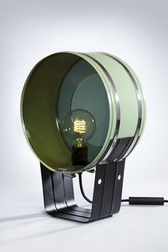 Submariner Table Lamp by Neil Conley