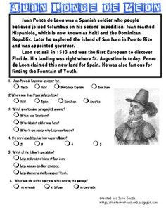 european explorers 4th grade on pinterest christopher columbus social studies and learning. Black Bedroom Furniture Sets. Home Design Ideas