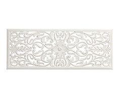 Decoración de pared de madera DM Oriental - 45x120 cm