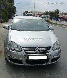 Annonce de vente de voiture occasion en tunisie VOLKSWAGEN JETTA Ben Arous
