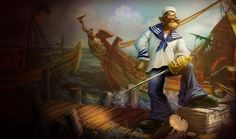 Gangplank | League of Legends