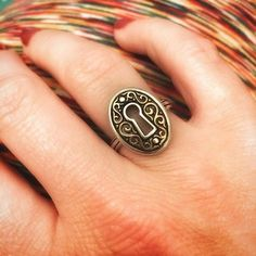 The new vintage-inspired Journeys Ring symbolizes life's journeys and the mystery of what's to come. #JamesAvery. I Love this!!!!