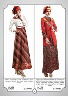 Gaun Pesta Muslimah Calosa | Cantik Berbaju Muslim
