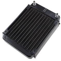 AGPtek® 12 Pipe Aluminum Heat Exchanger Radiator for PC C...