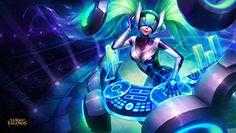 DJ Sona - League of Legends