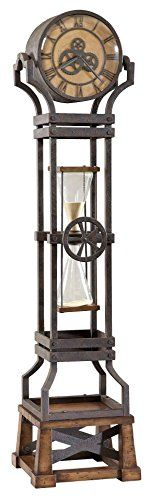 Howard Miller Hour Glass Clock -- Check out the image by visiting the link.