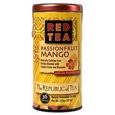 Passionfruit Mango Red Tea Bags