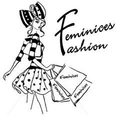 menina-fashion-desenho-colorir