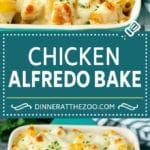 Chicken Parmesan Pasta, Creamy Chicken Pasta, Canned Chicken, Chicken Alfredo, How To Cook Shrimp, How To Cook Pasta, How To Cook Chicken, Pasta With Alfredo Sauce, Dinner Ideas