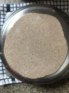 Ragi or finger millet rotis/chapatis – Kitchen Mai Ragi Recipes, Millet Flour, Ghee Butter, Flatbread Recipes, Dough Balls, Chapati, Whole Wheat Flour, Brown Spots, Dog Bowls