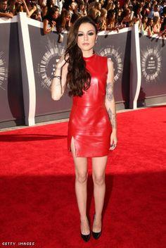 Cher Lloyd in Ina Soltani