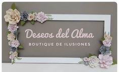 #paperflowers #floresdepapel #floresgigantes #fondosdecorativos #fondodemesa #marcoselfie #backdrops #candybar #cumplesinfantiles…