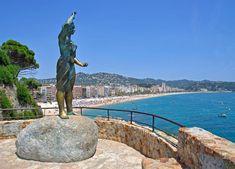 La Dona Marinera, Lloret de Mar, Gérone - Costa Brava (Espagne)
