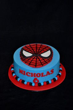 Spiderman Cake And Cupcakes By Sue Ghabach CakesDecorcom - visit to grab an unforgettable cool 3D Super Hero T-Shirt!