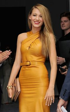 Blake Lively's hot. That is all.