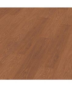 Tolles Raumklima mit #Kork - #Korkboden für nur 27,95€/m² → EGGER LANEO cork+ Korkboden - Roteiche LA1010 - Kork