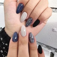 Today we have 14 Nails That Will Make Your Day! All of these nails made us smile the moment we looked at them and we are hoping they do the same for you also. Sometimes, we need something to uplift our spirits and make our day much better. #nailart