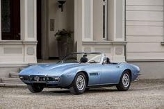 1970 Maserati Ghibli 4.9 SS Spyder