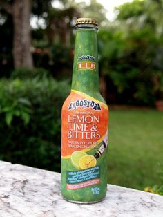 Taste of the Caribbean: Lemon Lime